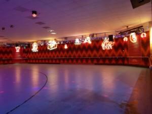 skating rink christmas perth