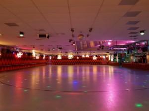 perth skating party xmas