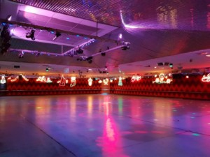 Rollerskating in Perth for Xmas