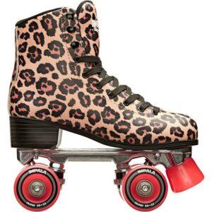 Impala Roller skates - Leopard