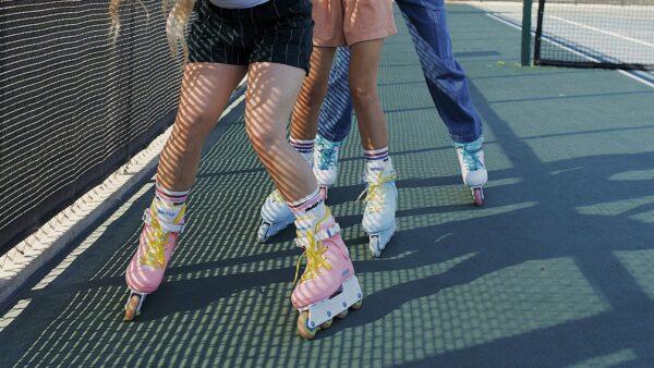 Impala Lightspeed Inline Skates - Fairy Floss
