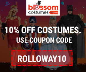 10% off costumes with this coupon code
