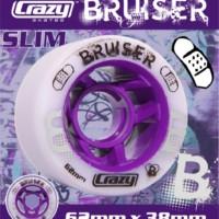 crazy-skates-bruiser-slim-skate-wheel-62x38mm-a