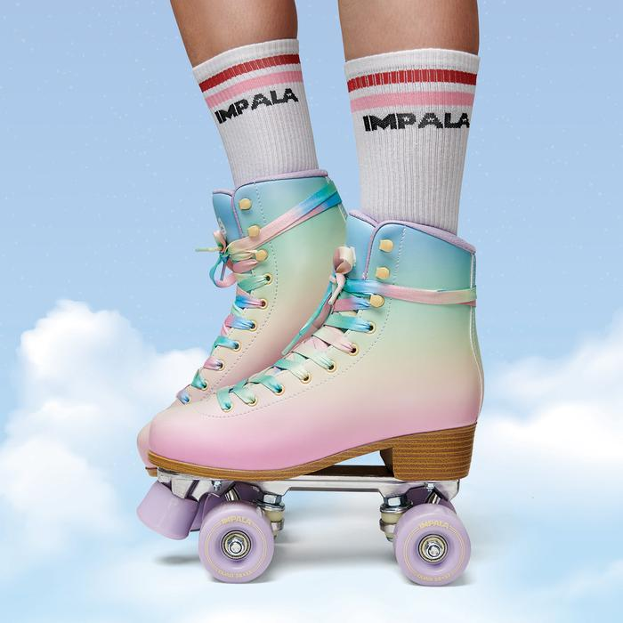 Impala Roller Skates Pastel Fade