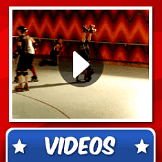 View rollerskating videos at Rolloways Indoor Roller Skating Rink Perth