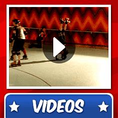 View rollerskating videos at Rolloways Indoor Roller Skating Rink Perth